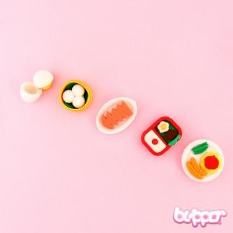 http://www.blippo.com/stationery/pens-erasers/korean-eraser-set-chinese-food.html
