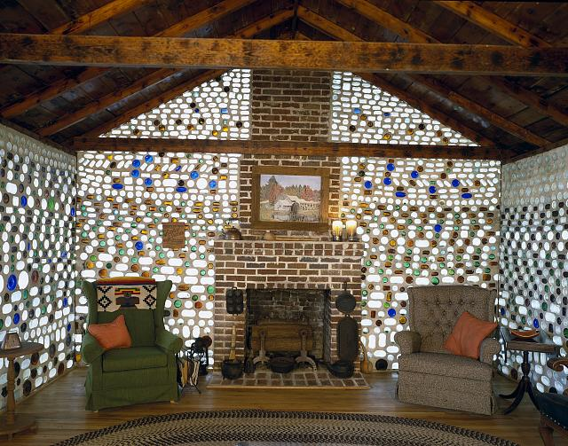 Bottle House, Hillsville, Virginia