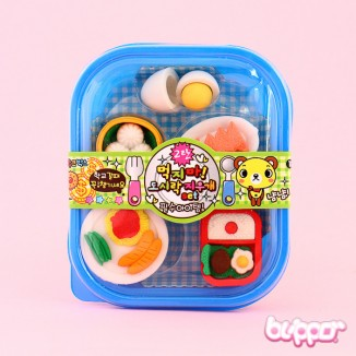 http://www.blippo.com/stationery/pens-erasers/korean-eraser-set-chinese-food.html