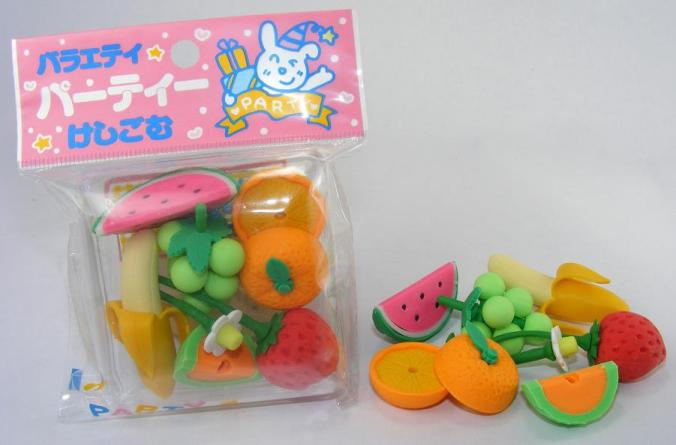 dream_fruit_eraser_set